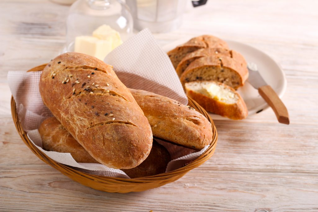 The healthiest breads