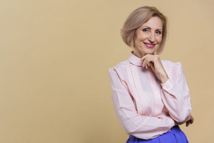look gorgeous after 60