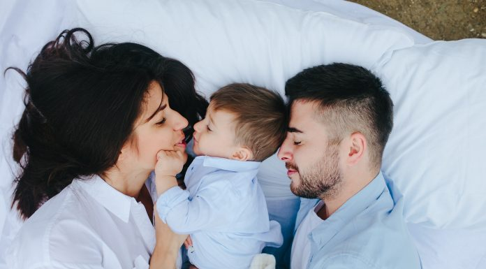 Relationship changes after child birth