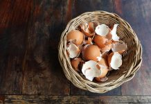 Eggshell as a source of natural calcium and minerals, eggshell powder consumption