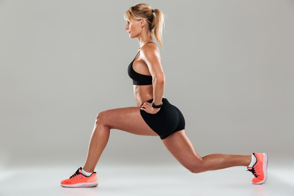 Exercises to have beautiful legs