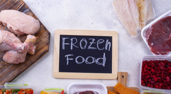 Frozen eatables, frost ruins the the food, vitamins in frozen vegetables, products not suitable for freezing, chemical structure after defrost, crystallization , side effects of keeping products in the freezer.