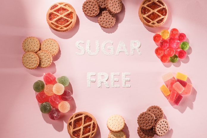nutrition, healthy food, sugar-free diet, harmless dessert, Sugar-free cakes. Diet food. Healthy concept, calorie control, tea-break enjoyment, sugar-free harmless dessert
