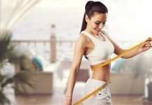 to lose weight and keep breast size