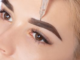 microblading eyebrows, eyebrows correction, eyebrows architecture