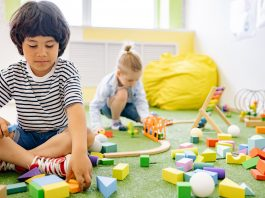 Toys and child development